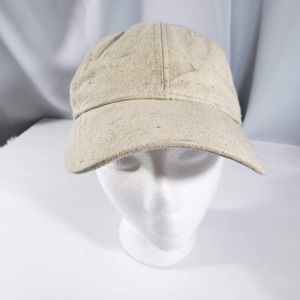 Madewell Brand: Natural Woven Hat, Adjustable Fit
